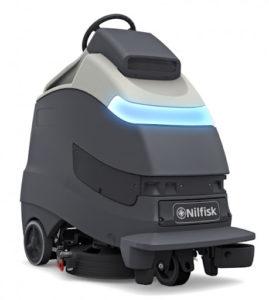 Робот поломоечная машина Nilfisk